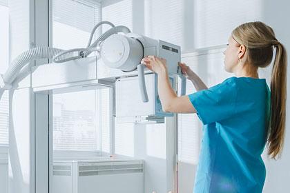 LINEAMEDICA - Diagnostica - Radiografie